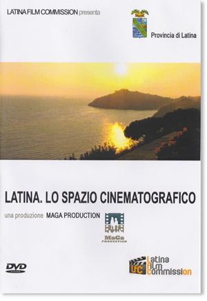 latina film commission locandina